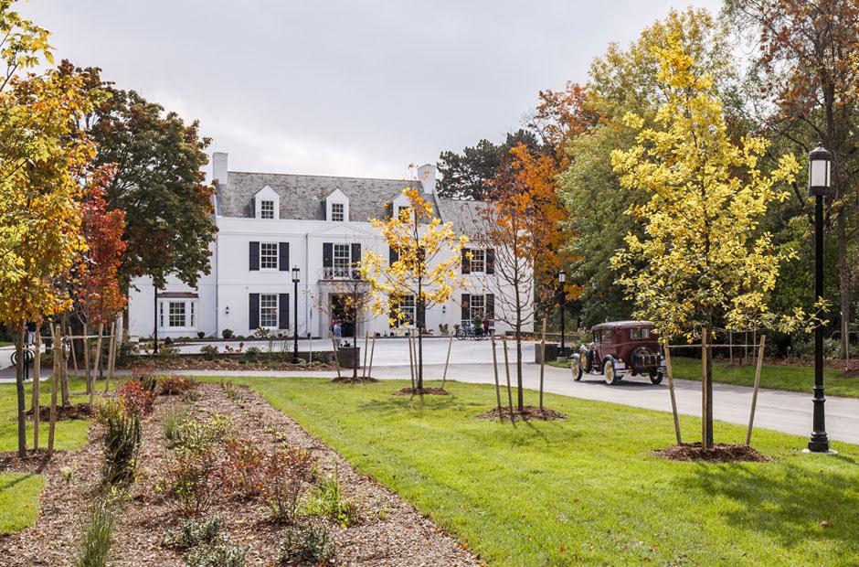 Bell-Gairdner Estate in Mississauga