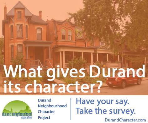 Durand Character Study Survey