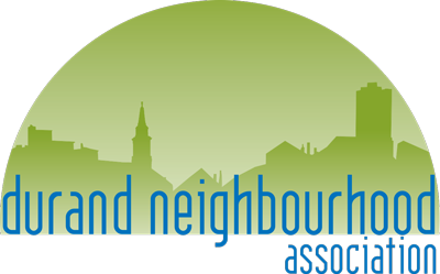 The Durand Neighbourhood Association logo