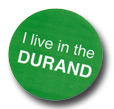 I Live In The Durand