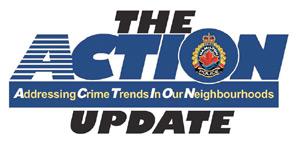Hamilton Police ACTION logo