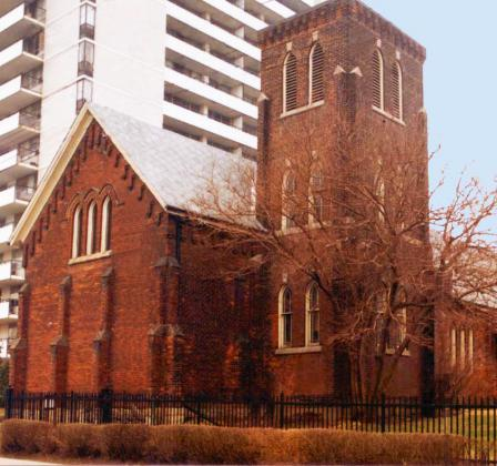 St Marks - City of Hamilton